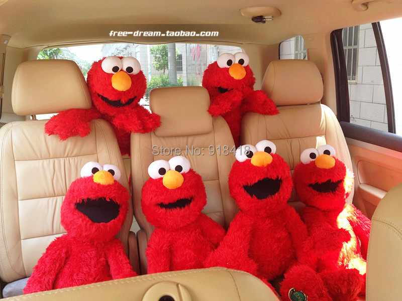 2019 Wholesale Sesame Street Plush Toy 68cm Elmo Animal Plush Toys