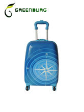 Impression <span class=keywords><strong>boussole</strong></span> enfants trolley valise rigide