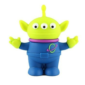 Wholesale genuine 2G/4G/8G/16G/32G usb drive pen drive usb flash drive memory cartoon toy story Aliens pendrive