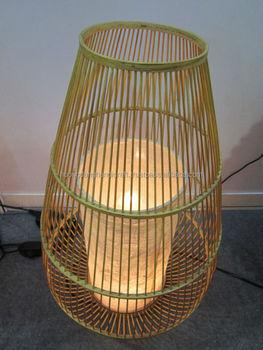 Vietnamesisch Handwerk Bambus Hangen Lampe Laterne Mit Hoher