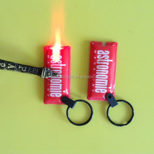 2015 Led Flashlight Key Chains,Cheap flashlight pvc keyring,Custom Flashing Keychain
