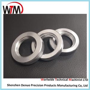 OEM service precision solid rod mechanical components