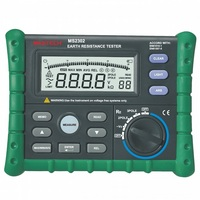 DIGITAL EARTH RESISTANCE METER