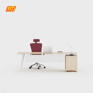 New design office table solid wood executive table ceo desk manager desk