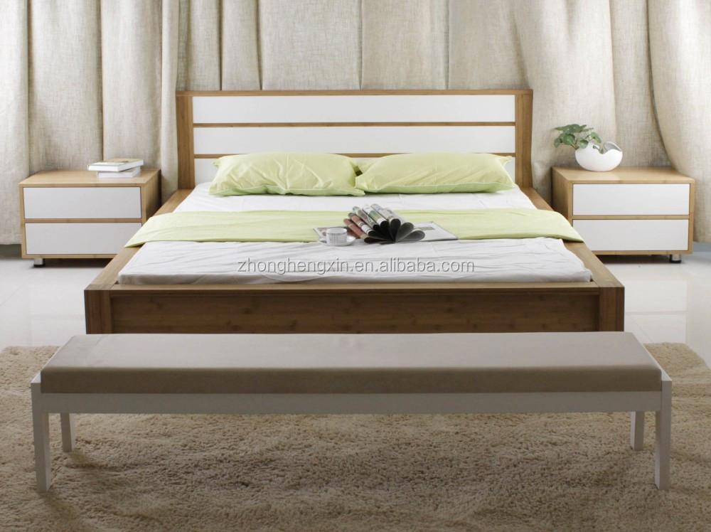 2015 fashionest solide bambou chambre ensemble de meubles for Ensemble de meuble de chambre