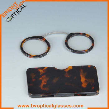 bright vision without temples mini reading glasses buy