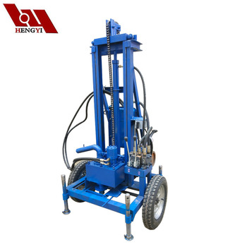 borehole drilling machine for sale/electric motor drill rig/horizontal directional drilling machine