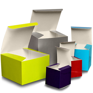 Custom Design Printed recycled cheap Carton 300 gsm paper box packaging