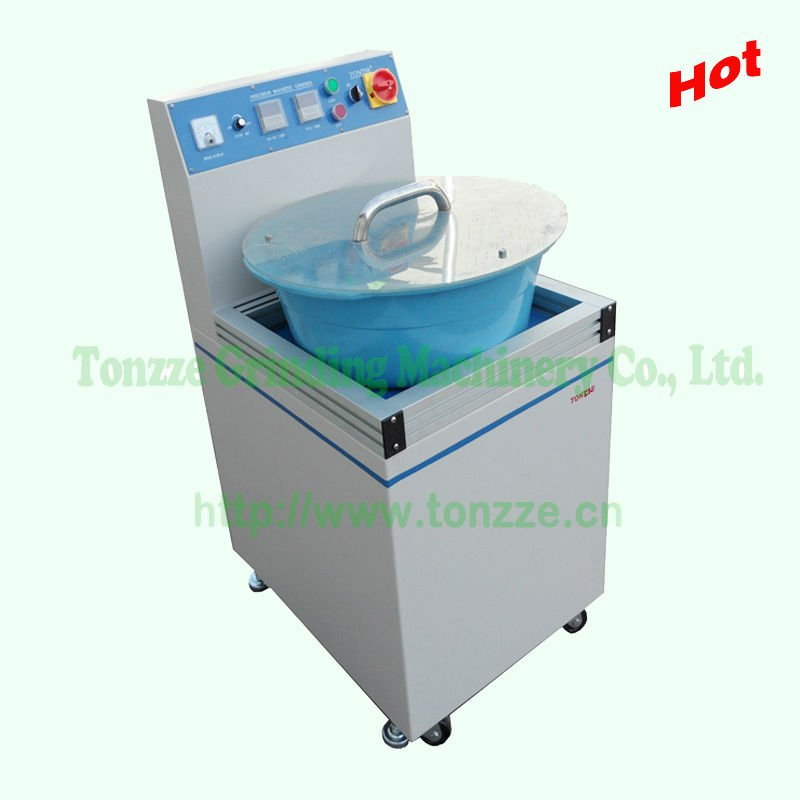 Industrial Machine for Metal Parts Finishing
