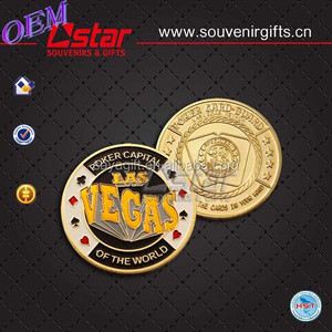 The Las Vegas souvenir with custom design