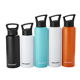 Double Wall Stainless Steel Different Color Drinking Water Flask, Custom Stainless Steel Vacuum Drinking Flask