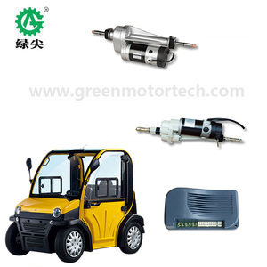1200W drive axle assembly for electric vehicle driving part, golf cart driving unit