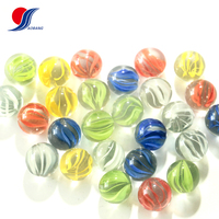 the hot sale toy glass marble same with balls for kid
