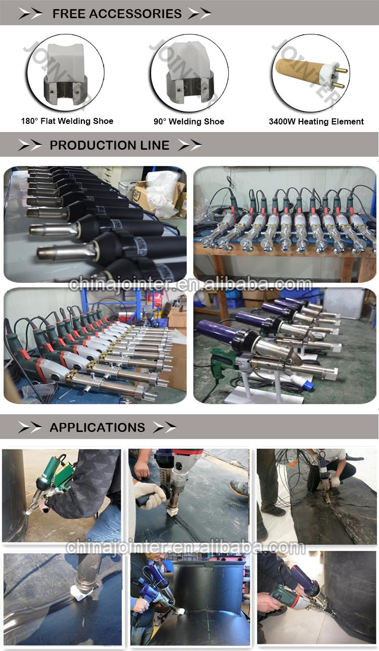 Новое состояние мини Рука промышленные пластиковые сварочные экструдеры машина для продажи