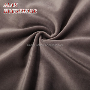 Stable Quality 100 Micro Fiber 2017 Popular Polyester Velvet Apparel Fashion Fabric
