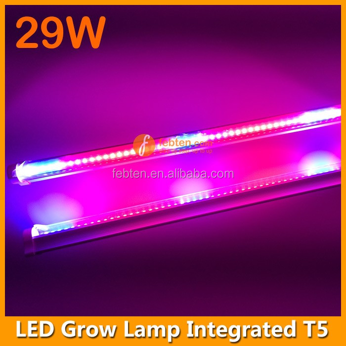 29W T5 Integrated Tube Tissue Culture LED Grow Light
