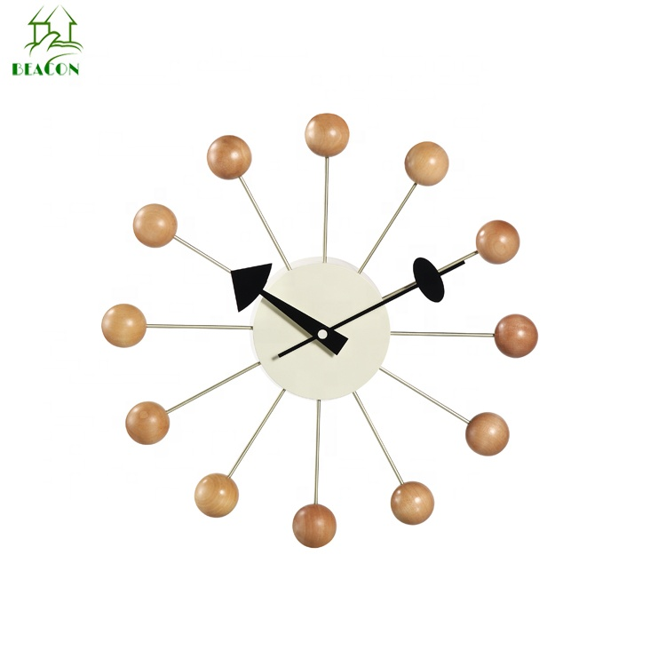 Wooden MDF Clock Shaped Clock Face To Decorate 28cm x 22cm