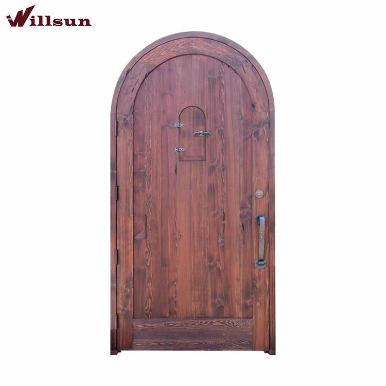 Moderne Villa Eingangstür Dekorative Metall Türen Holz Und ...