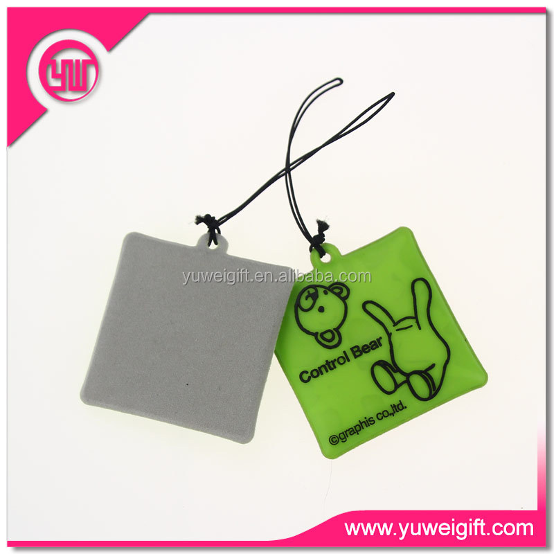 Hot sales fashion Couple Phone Charms With Custom Logo