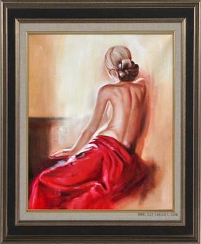 Mujer desnuda pintada Nude Photos 24