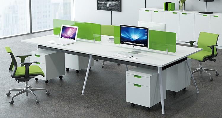 Ufficio Per Scrivania : Romanzo workstation scrivania gradi divisorio per ufficio per