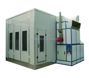 EP100 CE approved high quality cabine de peinture/paint booth/auto painting oven