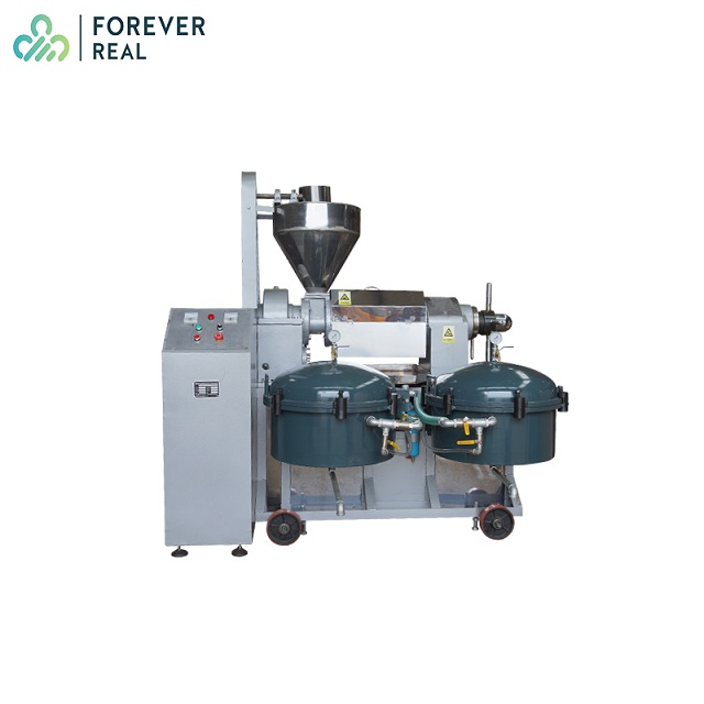 10-12T/D Grain Seed Oil Cold Press Machine Screw Press Palm Oil Extraction Machine Ground Nut Making Oil Extractor