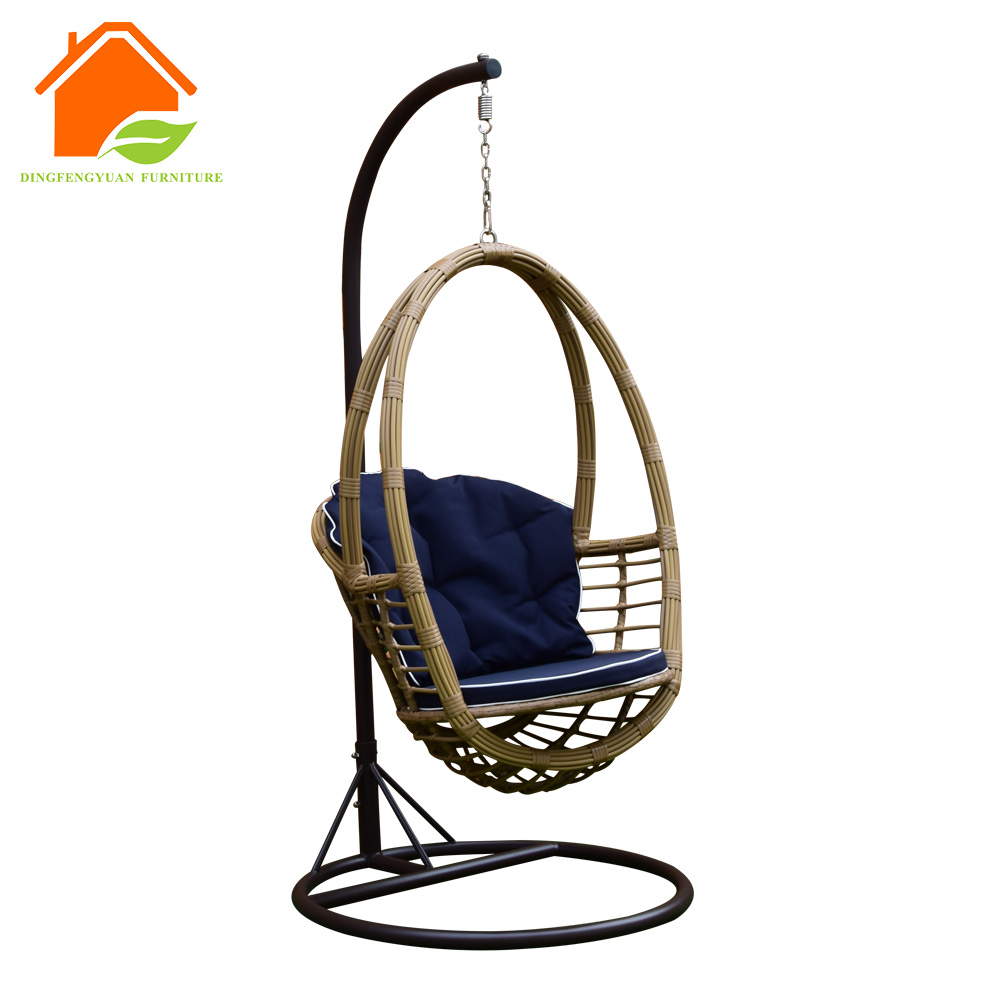 Metal Hanging Chair Stand Wicker Hanging Chair Crescent Stand Buy
