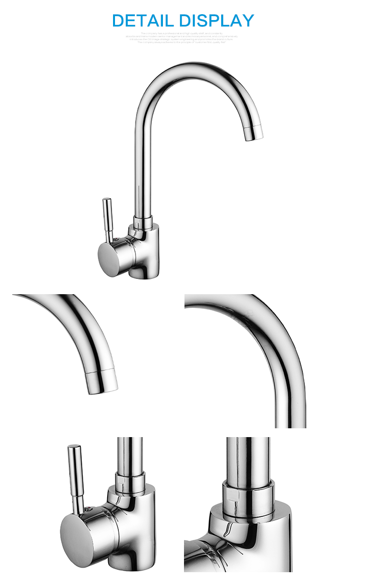 Water Taps Kitchen Faucets Mixer Drinking Water Tap Chrome Kitchen Faucet
