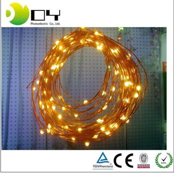 5m 50leds Mini Led Battery Operated Copper Wire Fairy String Lights Lamp For Christmas Holiday Wedding
