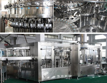 Automatic 2014 new type carbonated soft drink filling machine