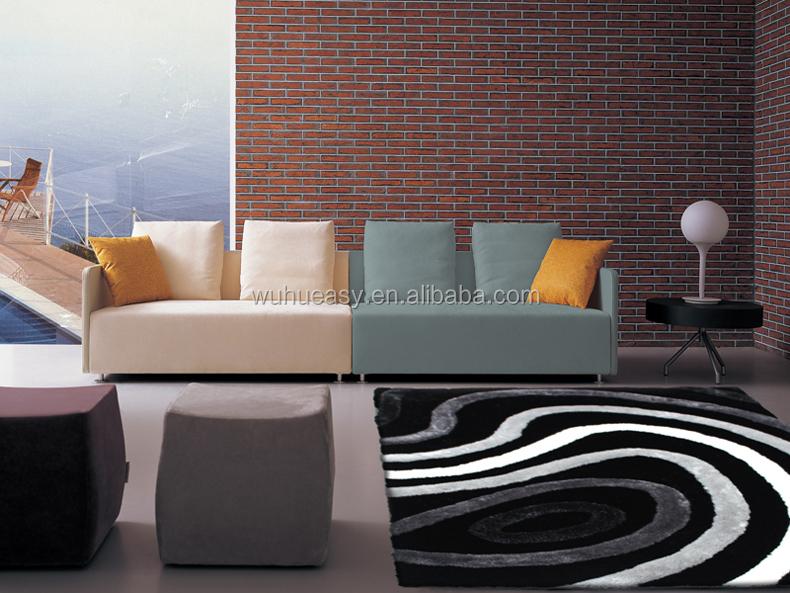 Zebra Tappeti Shaggy Design 3d Tappeto Per Soggiorno - Buy Product ...