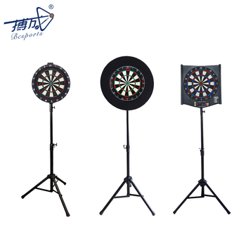 2019 New generation Portable Dart Board Stand Heavy duty Dartboard Stand
