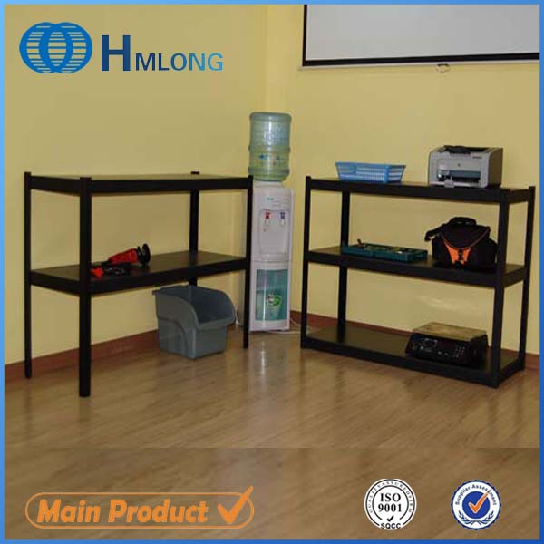 Heavy duty step beam customized display rack