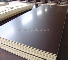 Best quality phenolic board / marine plywood/film faced shuttering plywood used for concrete formwork