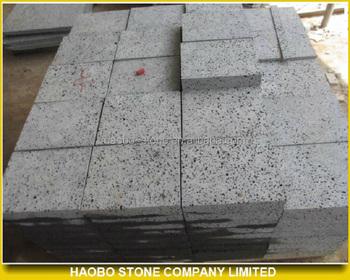Piastrelle In Pietra Lavica Prezzi : Pavimentazione in pietra di basalto nero pietra lavica buy
