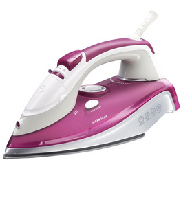 New design 320ml big size full function digital steam iron