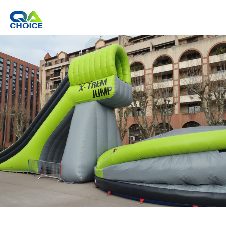 Jumping indoor outdoor park for children inflatable trampoline