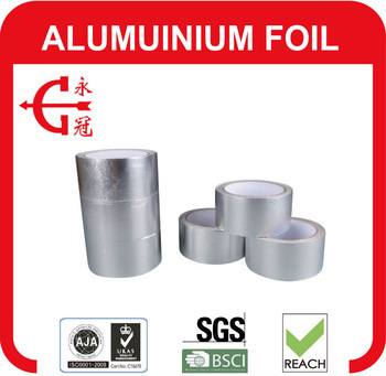 Self Adhesive Aluminum Foil Tape For Air-conditioning And ...