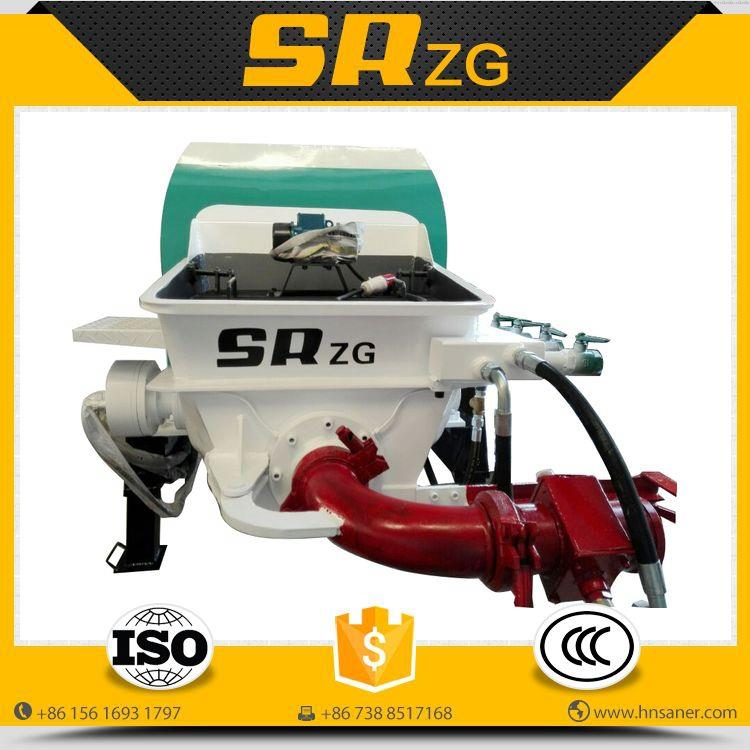Best quality new products offer tunnel used wet shotcrete machine