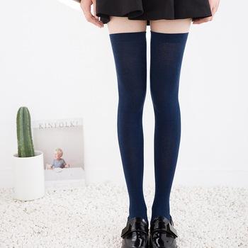 986e6c80f02 Women s Socks Sexy Thigh High Over The Knee japanese knee high socks Girls  Lace Trim Thigh