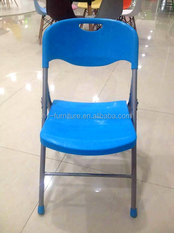 Convenient storage blue folding church chair china for sale,HYH-9107
