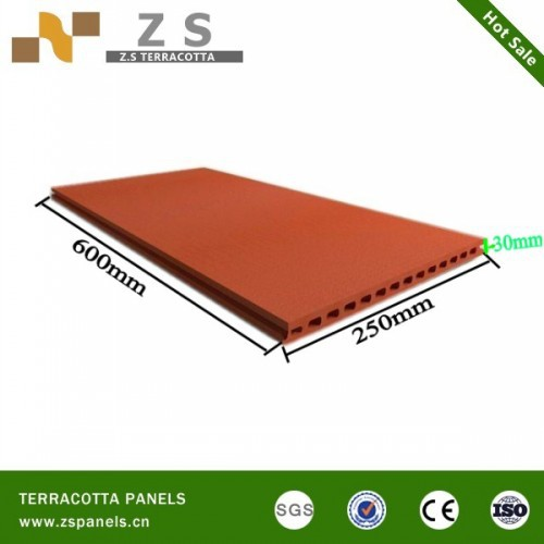 Acrylic Resin Exterior Wall Panels Terracotta Wall Panel With Dry ...