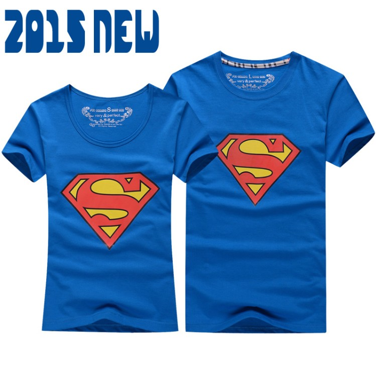 d5fc1b914a5 Get Quotations · Superman T Shirt Lovers clothes Women s Men s casual O neck  short sleeve t-shirts for