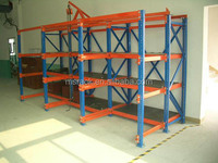 Industrial mold storage racking system