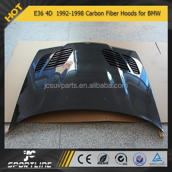 1992 1998 E36 4d M Design Carbon Fiber Hood For Bmw Buy Hood For Bmw Carbon Bumper Hood For Bmw E36 Hood For Bmw Product On Alibaba Com