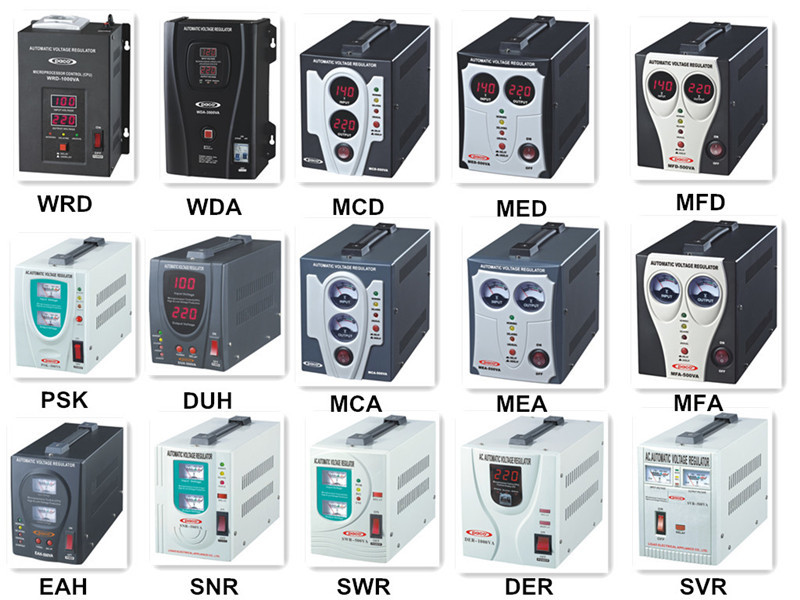 Mcd-2kva Automatic Voltage Stabilizer Circuit Diagram
