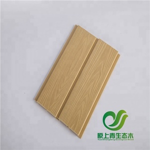 Useful Wpc Water Resistant Wall Panels /composite decking /lumber board
