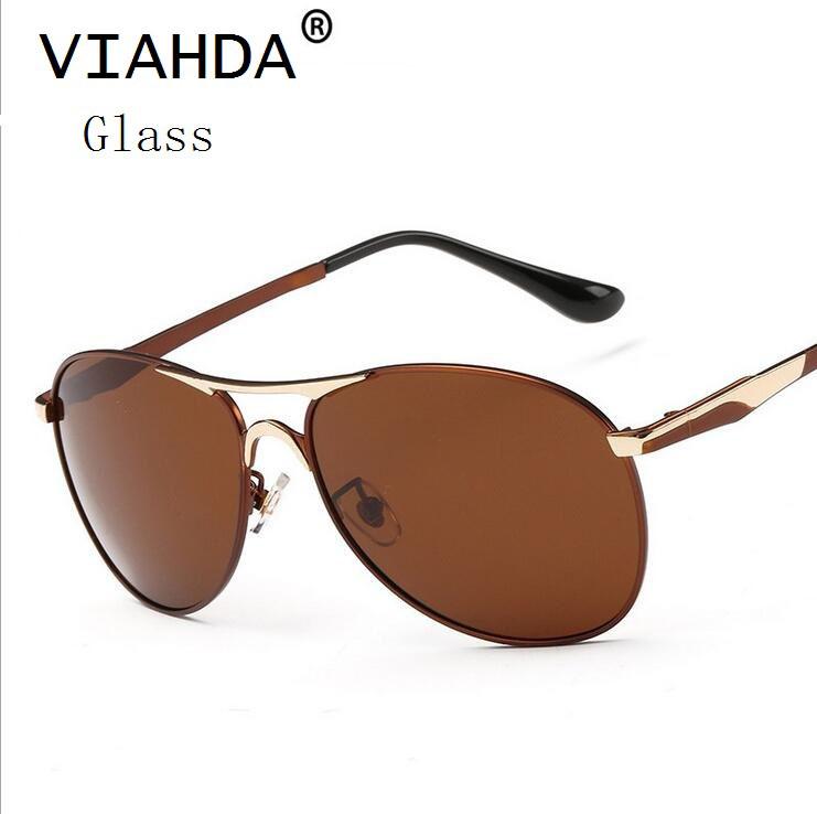 c9ae4f1e066 VIAHDA 2016 Hot Sale Sport Mens Polarized Sunglasses Brand Designer Fashion  UV Protect Sun Glasses For Men Gafas Oculos De Sol