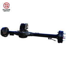 Customized electric vehicle rear axle